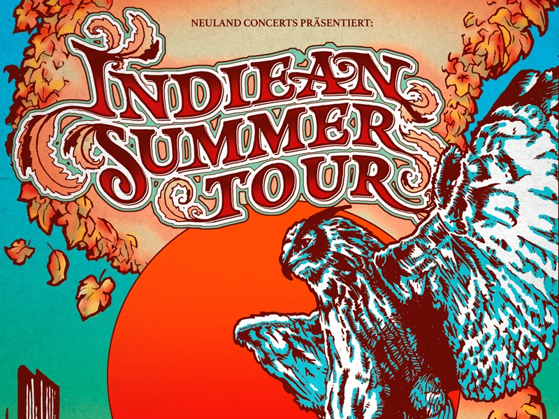 Indiean Summer Tour feat. Yoke Lore, Roe & Wargirl